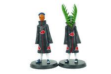 Naruto Anime Tobi & Zetsu Figurine Set
