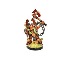 CHAOS SPACE MARINES Lord of khorne kharn the betrayer #1 METAL Warhammer 40K