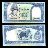 NEPAL 50 RUPEES 2002 P 48a 48 UNC