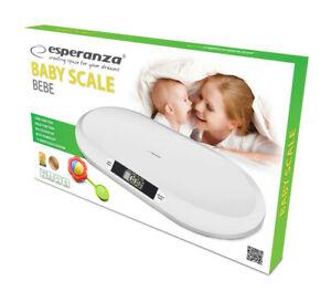 Babywaage Stillwaage Tierwaage Säuglingswaage elektronisch bis20Kg TARE auto OFF