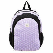 NEW + TAG BILLABONG IKAT BACKPACK SCHOOL GYM BAG 27L WOMENS GIRLS LILAC LARGE