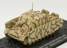 "The Combat Tanks Collection (Issue 120) - STURMPANZER IV ""BRUMMBAR"" (SD.KFZ.166)"