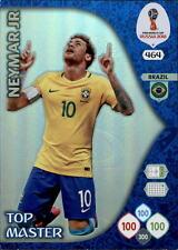 Panini WM World Cup Russia 2018 -  Nr. 464 - Neymar Jr - Top Master
