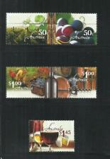 AUSTRALIA. Año: 2005. Tema: EL VINO AUSTRALIANO.