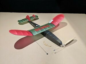 "Free Flight model Airplane 26"" wingspan"