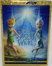Secret of the Wings (Blu-ray/DVD, 2012, 2-Disc Set, DVD/Blu-ray) NEW (unsealed)