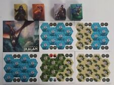 Game Tiles - Rule Book - Deck Boxes - Counters -Explorers of Ixalan MTG -Katan-