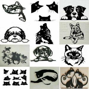 Die Cuts Cat Dog Metal Cutting Dies Scrapbooking Card Making Paper Album Craft