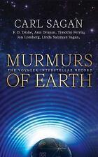 Murmurs of Earth: The Voyager Interstellar Record by Sagan, Carl, Drake, F. D.,