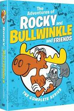 The Adventures of Rocky and Bullwinkle and Friends: The Complete Series. New.