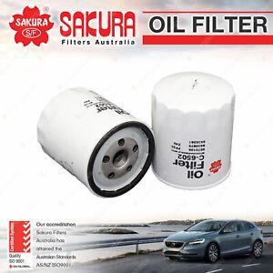 Sakura Oil Filter for Hummer H1 6.5 Diesel Refer Z40 Premium Quality
