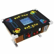 Factory Sealed World's Smallest Tiny Arcade Table Top Edition Video Game PAC-MAN