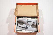 Sz US 13 NIKE AIR MAX LTD STEALTH/BLACK-WHITE 07 Swoosh Gym Running Gray Shoes