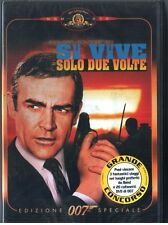 007 SI VIVE SOLO DUE VOLTE DVD MGM SEALED