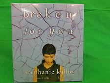 Broken for You Audio CD – Unabridged, November, 2004 by Stephanie Kallos