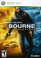 ROBERT LUDLUM'S THE BOURNE CONSPIRACY  - JEUX XBOX 360 - COMPLET / CIB