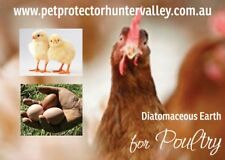 3kg Poultry & Bird Food Grade Diatomaceous Earth