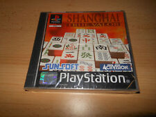 SHANGHAI TRUE VALOR PLAYSTATION 1 ps1   NEW SEALED  paal version