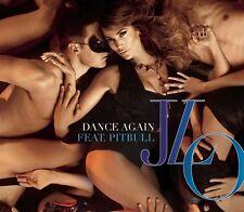 JENNIFER LOPEZ - DANCE AGAIN  CD 2 TRACK SINGLE++++++++++ NEU