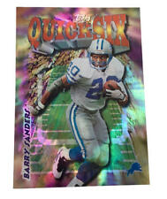 1998 Topps - Season's Best #28 Barry Sanders Detroit Lions