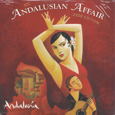 AN ANDALUSIAN AFFAIR 2007 Edition US Press Andalucia CD