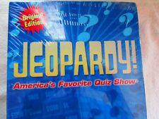 Jeopardy Board Game 2005 Original Edition By PressmanBrand  Factory Sealed