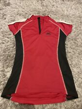 Ladies Trespass Quick Dry Pink Actictwesr Top / Cycling Size XS