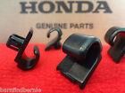 ❤️ Honda Odyssey Sliding Door Sun Shade Hook Clip Kit Black 2011-17 Set of 4 OEM