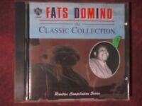 FATS DOMINO - THE CLASSIC COLLECTION (16 TRACKS). CD.
