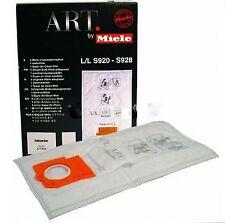 GENUINE MIELE ART TYPE L L/L vacuum cleaner hoover DUST BAG  PACK OF 5 s920