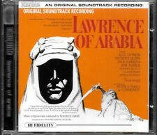 LAWRENCE OF ARABIA - MAURICE JARRE (B.O.F SOUNDTRACK O.S.T) ALBUM CD COMME NEUF