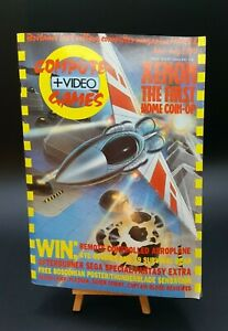 Computer And Video Games Magazine March 1988, C&VG Retro Gamer Gift