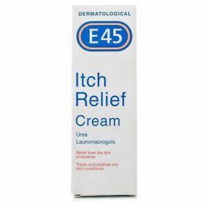 E45 Itch Relief Cream Choose 50g UK PHARMACY STOCK