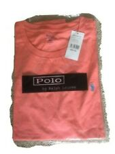 xxl RALPH LAUREN COTTON PEACH T SHIRT