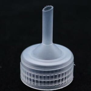5pcs Brine Shrimp Artemia Eggs Cysts Hatching DIY Bottle Screw Cap Harvesting A+