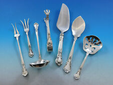 Chantilly by Gorham Sterling Silver Essential Serving Set Small 7-piece