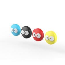 4pcs Thumb Grips Analog Caps for Nintendo Switch/ Lite Joy-Con - 4Colors Face