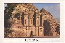 Postcard from Petra, Hashemite Kingdom of Jordan Asia 6th century temple