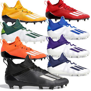 Adidas Adizero Mens Low Cut Speed Football Cleats - PICK SIZE & COLOR