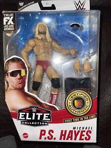 WWE Elite Collection Michael P.S. Hayes Series 83 Mattel Action Figure