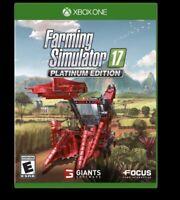 Farming Simulator 17 Microsoft Xbox One ***NEW***