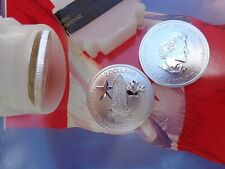 TWO 2014 1/2 oz. Canadian Devil's Brigade Special Forces coins .9999 fine silver