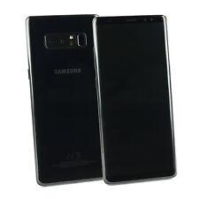Samsung Galaxy Note8 SM-N950F Smartphone 64GB Midnight Black ohne Simlock