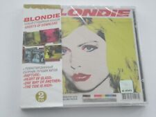 Blondie - Ghosts of download / Greatest Hits Deluxe Redux (2CD) Brand New, OBI