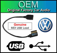VW RNS 510 MDI USB lead, media in interface cable adapter