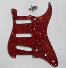 USA Vintage ST Strat Guitar Pickguard Scrach Plate Vintage Tortoise for Fender