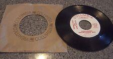 "Johnny Cash/June Carter ""Long-Legged Guitar Pickin' Man"" RADIO STATION COPY 45"
