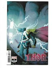 THOR 5 1:25 Esad Ribic Variant 1ST APPEARANCE BLACK WINTER Cates Marvel Galactus