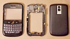 Blackberry FULL Housing Lens Keyboard Buttons Ear Speaker Flash for BOLD 9000