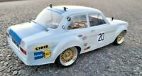 Ford Escort Mk 1 LEXAN DECALS 238 M Chassis MF-01X Rally Cross Touring Car body